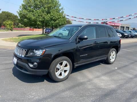 2014 Jeep Compass for sale at Auto Image Auto Sales in Pocatello ID