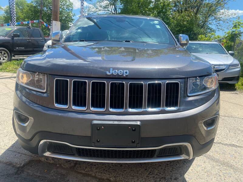2016 Jeep Grand Cherokee for sale at Best Cars R Us in Plainfield NJ