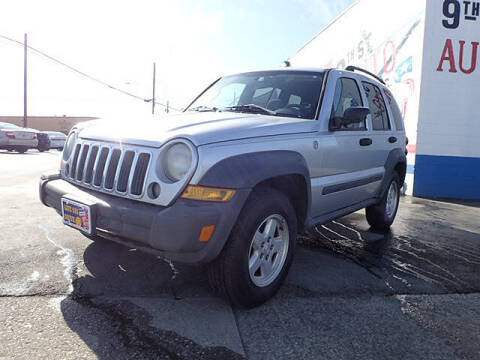 2007 Jeep Liberty for sale at Tommy's 9th Street Auto Sales in Walla Walla WA