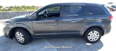 2014 Dodge Journey for sale at Matt Hagen Motors in Newport NC