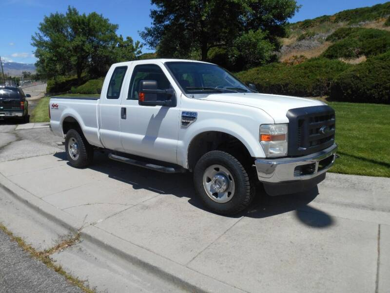 2009 Ford F-250 Super Duty for sale at AUTOTRUST in Boise ID
