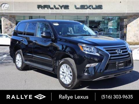 2018 Lexus GX 460 for sale at RALLYE LEXUS in Glen Cove NY