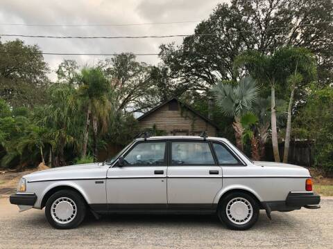 1990 Volvo 240 for sale at OVE Car Trader Corp in Tampa FL