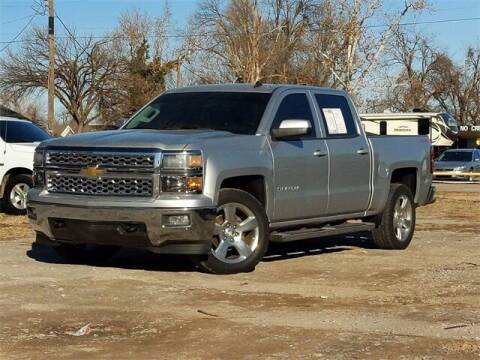 2014 Chevrolet Silverado 1500 for sale at Bryans Car Corner in Chickasha OK