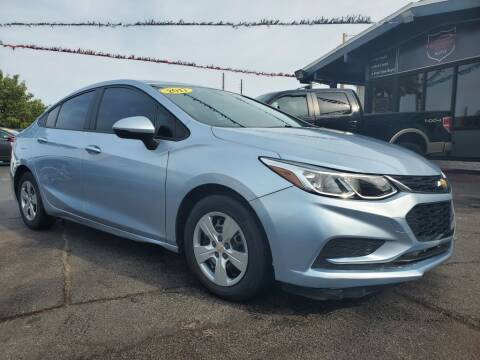 2017 Chevrolet Cruze for sale at Michigan city Auto Inc in Michigan City IN