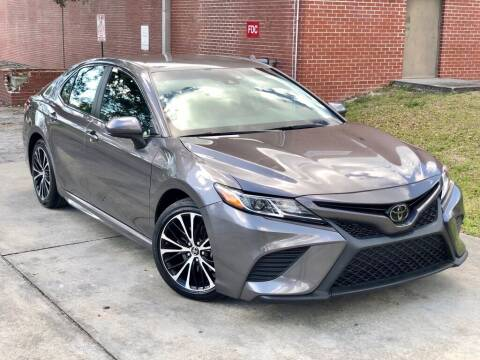 2018 Toyota Camry for sale at Unique Motors of Tampa in Tampa FL