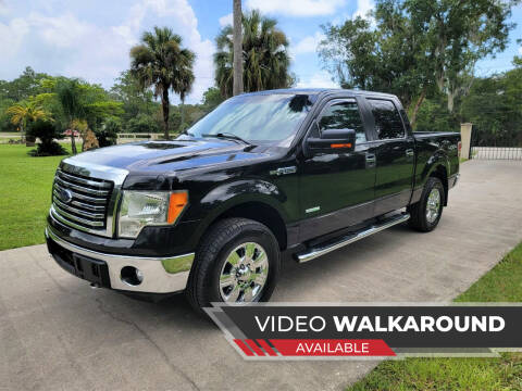 2012 Ford F-150 for sale at Lake Helen Auto in Lake Helen FL