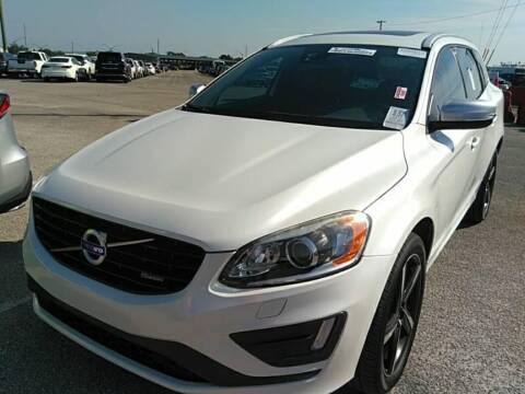 2015 Volvo XC60 for sale at Riverside Auto Sales & Service in Portland ME