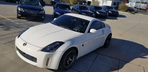 2005 Nissan 350Z for sale at Cross Motor Group in Rock Hill SC