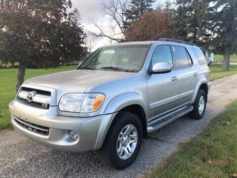 2006 Toyota Sequoia for sale at Midway Auto Sales in Rochester MN