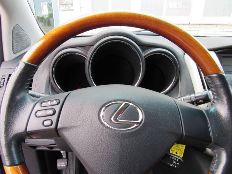 2009 Lexus RX 350 AWD 4dr SUV - Neenah WI