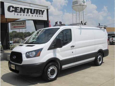 2019 Ford Transit Cargo for sale at CENTURY TRUCKS & VANS in Grand Prairie TX