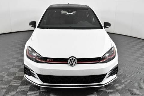 2021 Volkswagen Golf GTI for sale at Southern Auto Solutions-Jim Ellis Volkswagen Atlan in Marietta GA
