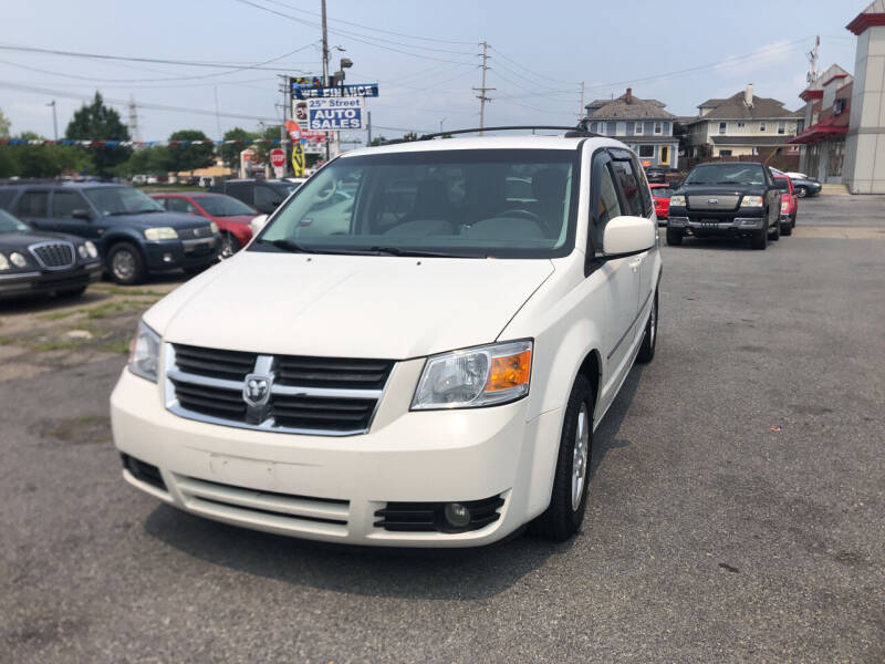 2009 Dodge Grand Caravan for sale at 25TH STREET AUTO SALES in Easton PA