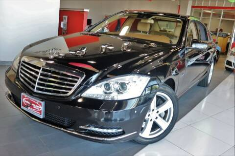 2012 Mercedes-Benz S-Class for sale at Quality Auto Center in Springfield NJ