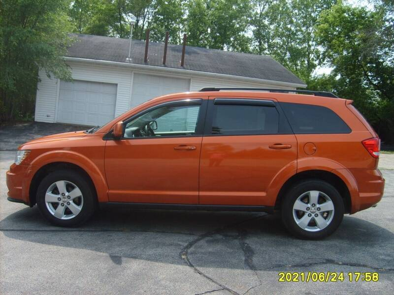 2011 Dodge Journey for sale at Northport Motors LLC in New London WI
