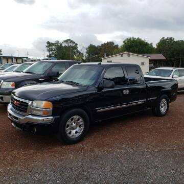 2004 GMC Sierra 1500 for sale at Lakeview Auto Sales LLC in Sycamore GA