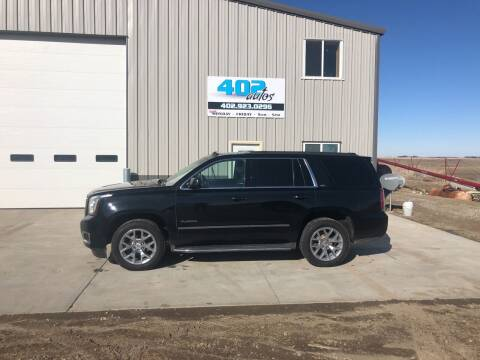 2015 GMC Yukon for sale at 402 Autos in Lindsay NE