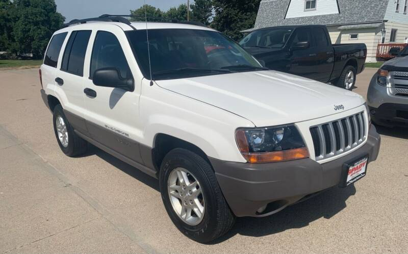 2004 Jeep Grand Cherokee for sale at Spady Used Cars in Holdrege NE