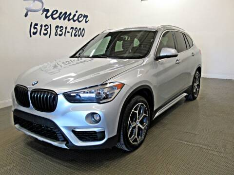 2018 BMW X1 for sale at Premier Automotive Group in Milford OH