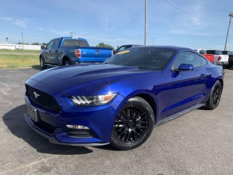 2016 Ford Mustang for sale at Superior Auto Mall of Chenoa in Chenoa IL
