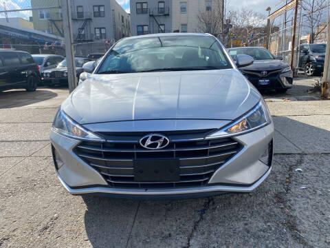 2019 Hyundai Elantra for sale at Luxury 1 Auto Sales Inc in Brooklyn NY