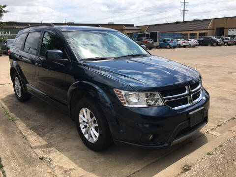 2014 Dodge Journey for sale at TETCO AUTO SALES  / TETCO FUNDING in Dallas TX