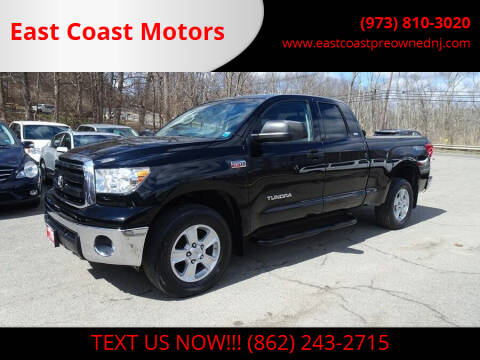 2011 Toyota Tundra for sale at East Coast Motors in Lake Hopatcong NJ
