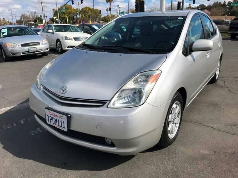 2004 Toyota Prius for sale at California Auto Deals in Sacramento CA