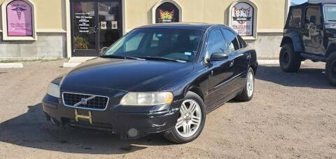 2006 Volvo S60 for sale at BAC Motors in Weslaco TX