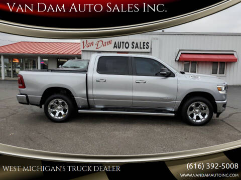 2019 RAM Ram Pickup 1500 for sale at Van Dam Auto Sales Inc. in Holland MI