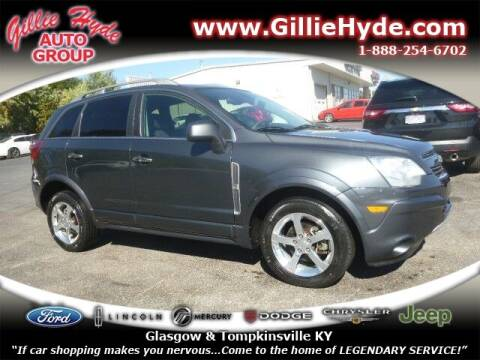 2013 Chevrolet Captiva Sport for sale at Gillie Hyde Auto Group in Glasgow KY