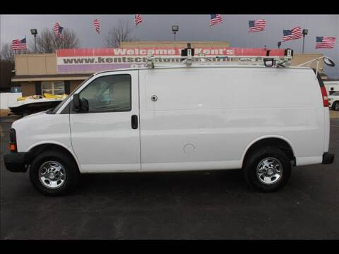 2014 Chevrolet Express Cargo for sale at Kents Custom Cars and Trucks in Collinsville OK