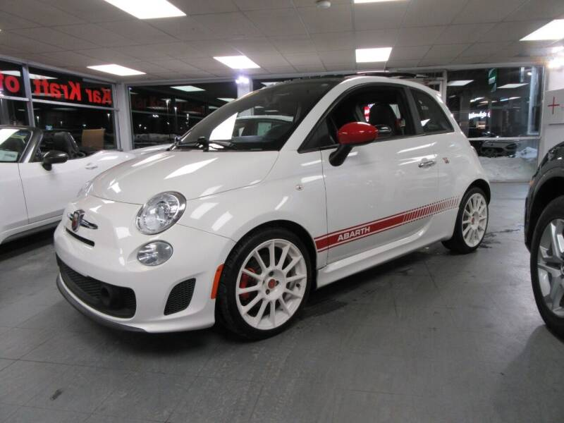 2012 FIAT 500 for sale at Kar Kraft in Gilford NH