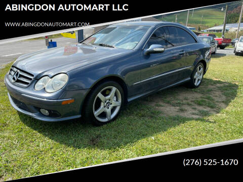 2005 Mercedes-Benz CLK for sale at ABINGDON AUTOMART LLC in Abingdon VA