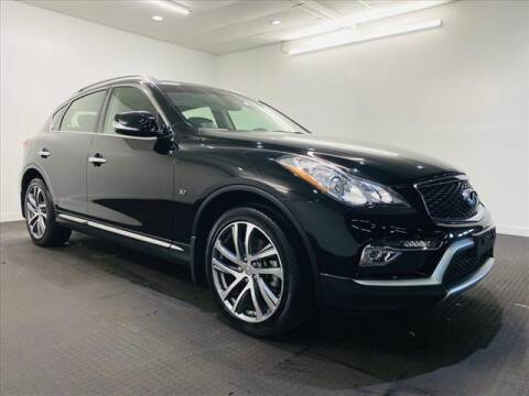 2017 Infiniti QX50 for sale at Champagne Motor Car Company in Willimantic CT