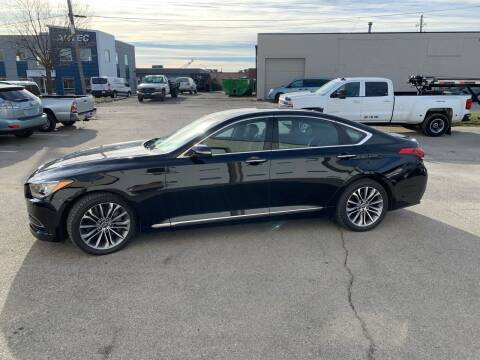 2015 Hyundai Genesis for sale at Certified Auto Exchange in Indianapolis IN