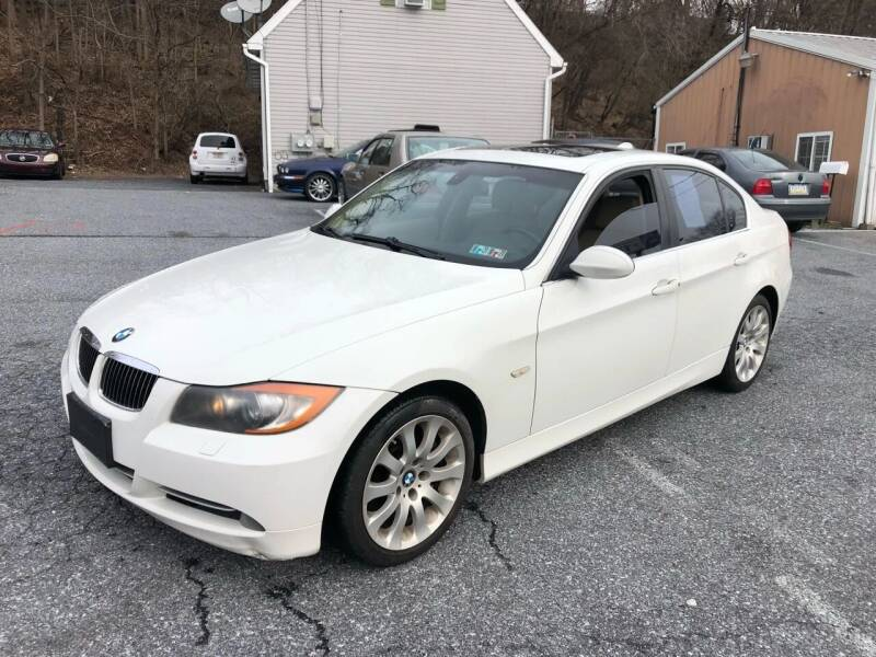 2008 BMW 3 Series for sale at YASSE'S AUTO SALES in Steelton PA