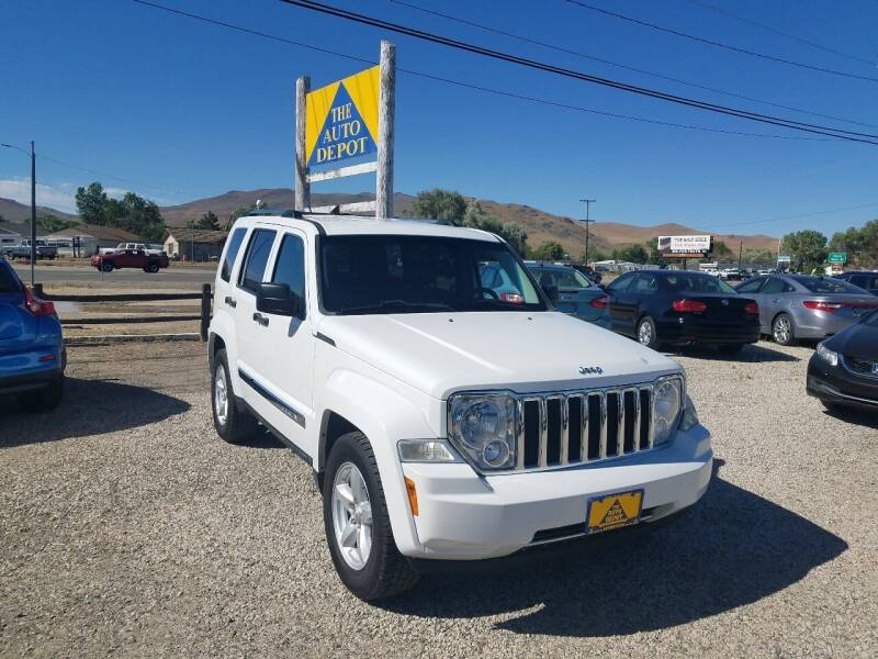 2012 Jeep Liberty for sale at Auto Depot in Carson City NV