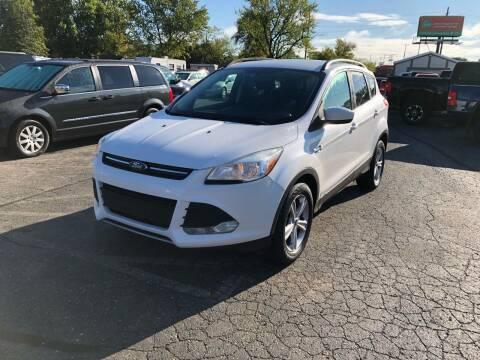 2014 Ford Escape for sale at Dean's Auto Sales in Flint MI