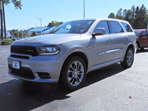 2019 Dodge Durango for sale at Auto Finance of Raleigh in Raleigh NC