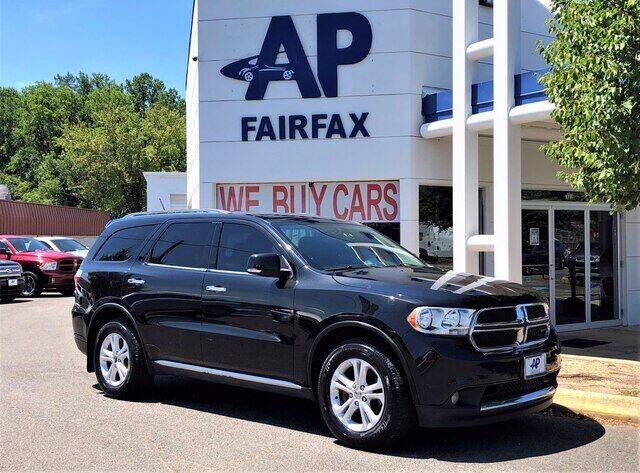 2013 Dodge Durango for sale at AP Fairfax in Fairfax VA