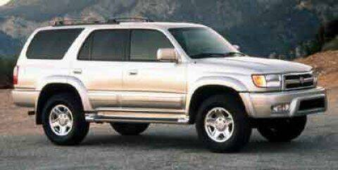 2000 Toyota 4Runner for sale at WOODLAKE MOTORS in Conroe TX