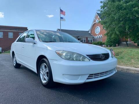 2005 Toyota Camry for sale at Automax of Eden in Eden NC