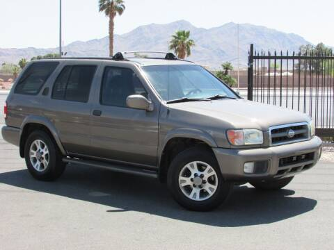2001 Nissan Pathfinder for sale at Best Auto Buy in Las Vegas NV