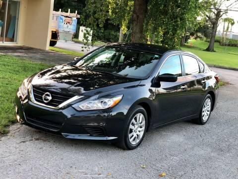 2018 Nissan Altima for sale at Sunshine Auto Sales in Oakland Park FL