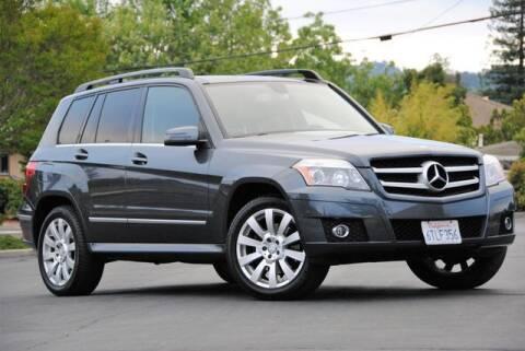 2011 Mercedes-Benz GLK for sale at VSTAR in Walnut Creek CA