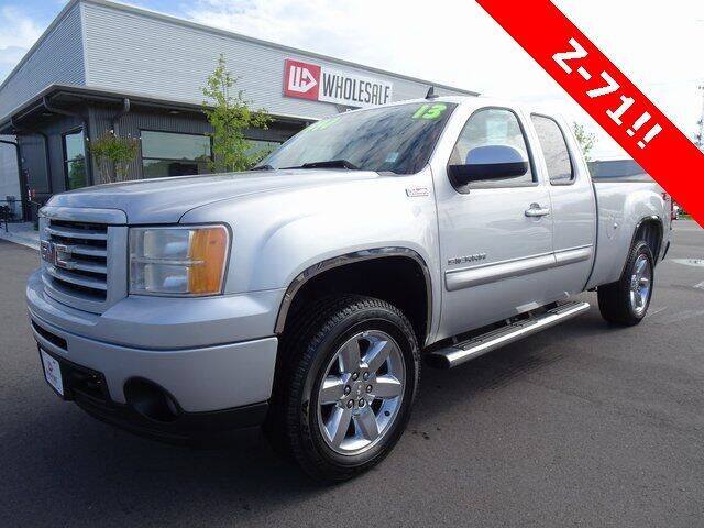 2013 GMC Sierra 1500 for sale at Wholesale Direct in Wilmington NC
