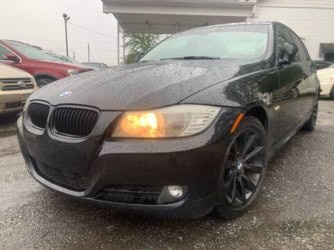 2011 BMW 3 Series for sale at ATLANTA AUTO WAY in Duluth GA