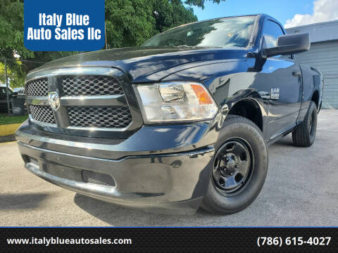 2016 RAM Ram Pickup 1500 for sale at Italy Blue Auto Sales llc in Miami FL